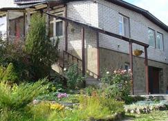 Say House - Zelenograd - Edificio