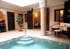里亞德艾爾巴迪亞酒店 - 馬拉喀什 - 馬拉喀什 - 游泳池