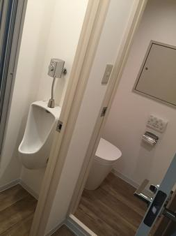 Senba Hostel - Osaka - Bathroom