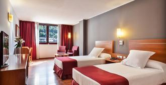 Acta Arthotel - Andorra la Vella - Camera da letto