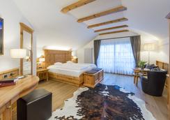 安傑洛恩格爾酒店 - 奧蒂塞伊 - 臥室