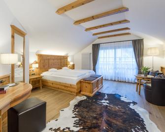 Hotel Angelo Engel - Ortisei - Habitación