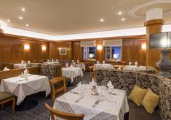 安傑洛恩格爾酒店 - 奧蒂塞伊 - 餐廳