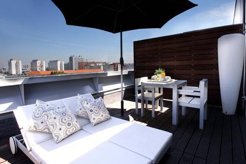 BessaHotel Boavista - Porto - Balcony