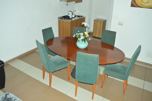 Hotel Franco - Yaoundé - Dining room