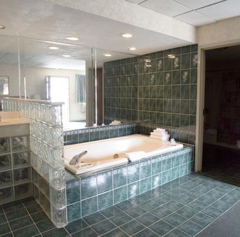 南岸酒店 - 桑杜斯基 - 桑達斯基 - 臥室