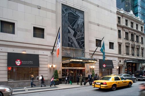 紐約時代廣場千禧飯店 - 紐約 - 建築