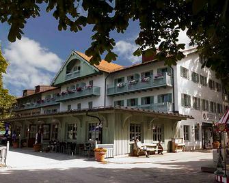 Hotel Seehof Herrsching - Herrsching am Ammersee - Building