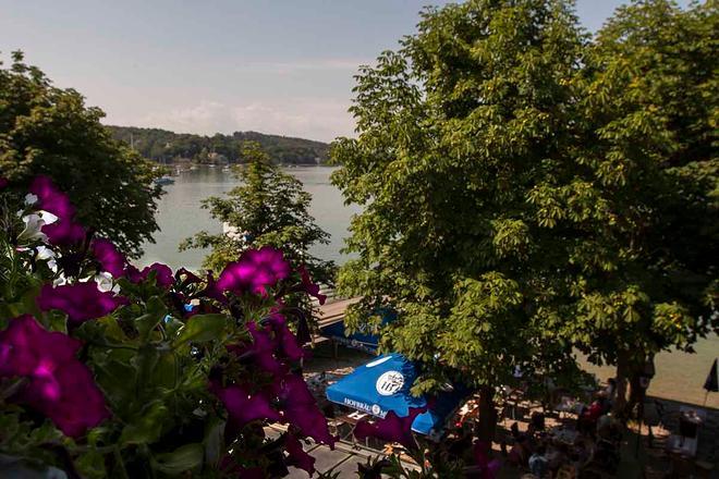 Hotel Seehof - Herrsching am Ammersee - Balkon