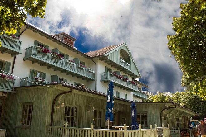 Hotel Seehof - Herrsching am Ammersee - Gebäude