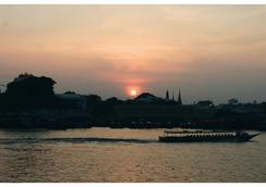 艾布里克河畔渡假村 - 曼谷 - 曼谷 - 室外景