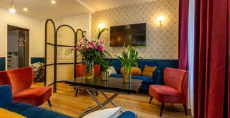 Hotel De l'Europe Belleville - פריז - סלון