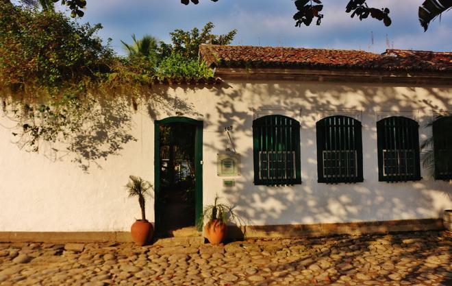 Pousada Divina Casa Suites And Beds - Paraty - Toà nhà