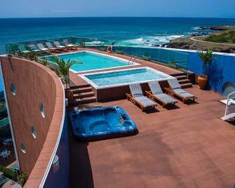 Hotel Vip Praia - Прайя - Басейн