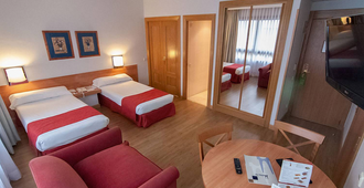 Aparto-Suites Muralto - Madrid - Camera da letto