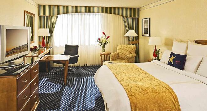 Marriott Hotel Ventura Beach - Ventura - Bedroom