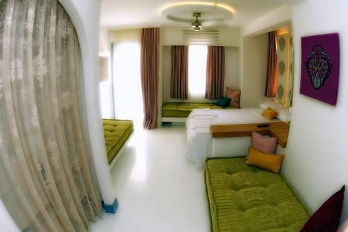La Brezza Suite & Hotel - Bodrum - Phòng ngủ
