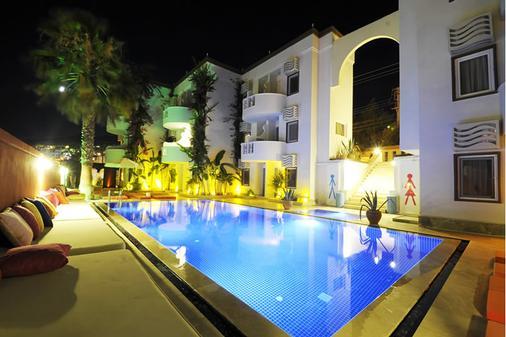 La Brezza Suite & Hotel - Bodrum - Toà nhà