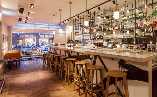 Morgan & Mees - Amsterdam - Bar