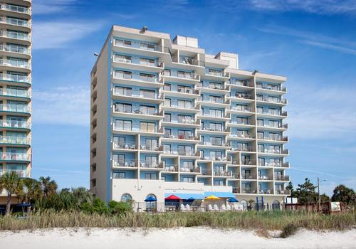 Bluewater Resort 108 2 4 8 Myrtle Beach Hotel Deals