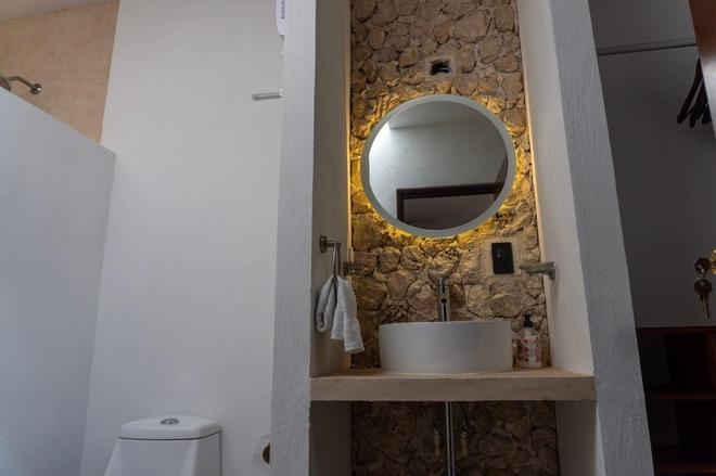 Hotel Zamna - Mérida - Bathroom