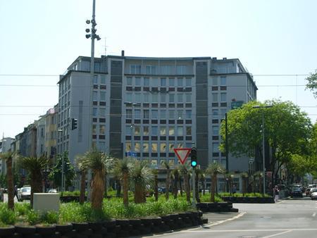 Hotel Domo - Düsseldorf - Building