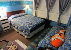 Pirate Haus Inn - St. Augustine - Κρεβατοκάμαρα