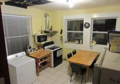 Pirate Haus Inn - St. Augustine - Κουζίνα