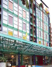 Silom Art Hostel - Bangkok - Building