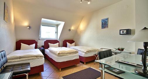 Hotel Müller Köln - Cologne - Bedroom