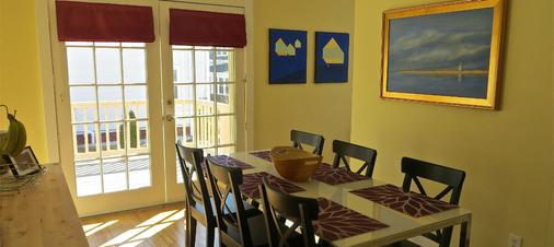 Atlantic Light Inn - Provincetown - Dining room