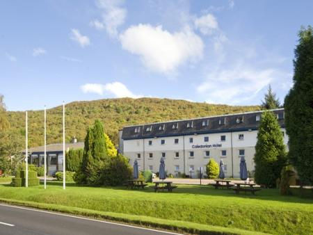 The Caledonian Hotel - Fort William - Κτίριο