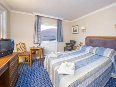 The Caledonian Hotel - Fort William - Κρεβατοκάμαρα