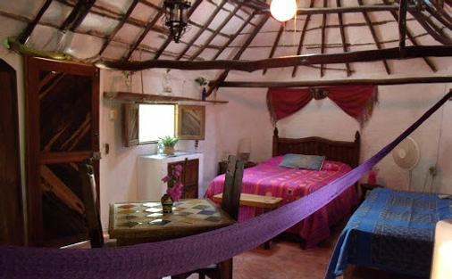 Casitas Kinsol - Puerto Morelos - Κρεβατοκάμαρα