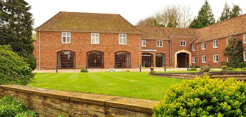 Madingley Hall - Cambridge - Toà nhà