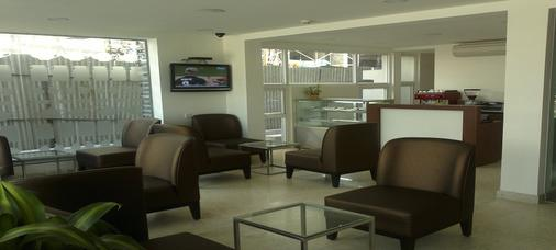 The Urban Hotel - Bengaluru - Lounge