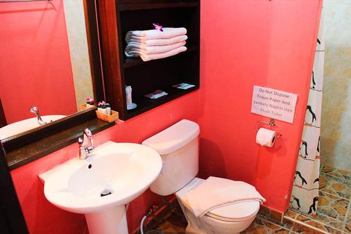 Rungaran De Challet - Cha-am - Bathroom