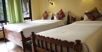 Lake View Resort - פוחארה - חדר שינה