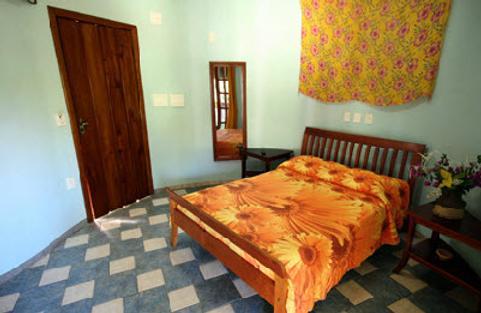 Back Door Village - Ilhéus - Phòng ngủ