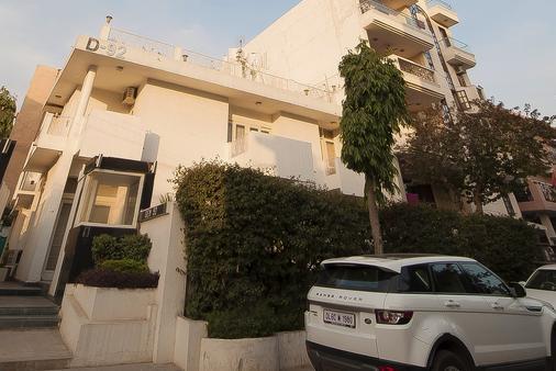 Oyo 1482 Hotel Gem 92 - New Delhi - Toà nhà