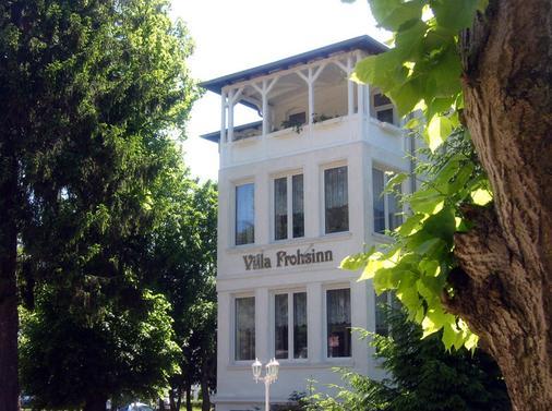 Pension Villa Frohsinn - Ostseebad Sellin - Building