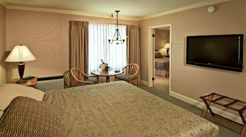 Columbus Motor Inn - San Francisco - Bedroom