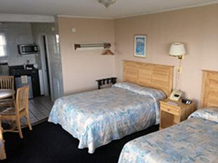 舊殖民汽車旅館 - Old Orchard Beach - 臥室