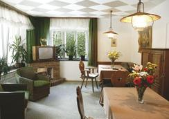 Haus am Bach - Bad Woerishofen - Living room