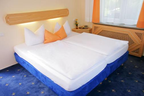 Hotel Garni Gastehaus Egner - Kochel - Bedroom