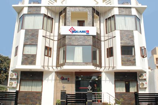 Square 9 Inn - Gurgaon - Building