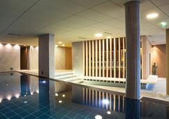 Geigers Posthotel - das Familienhotel - Serfaus - Pool