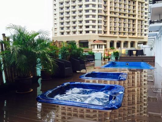 馬六甲帝國遺産酒店 - 馬六甲 - 馬六甲 - 游泳池