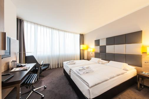 Select Hotel Berlin Spiegelturm - Berlin - Phòng ngủ