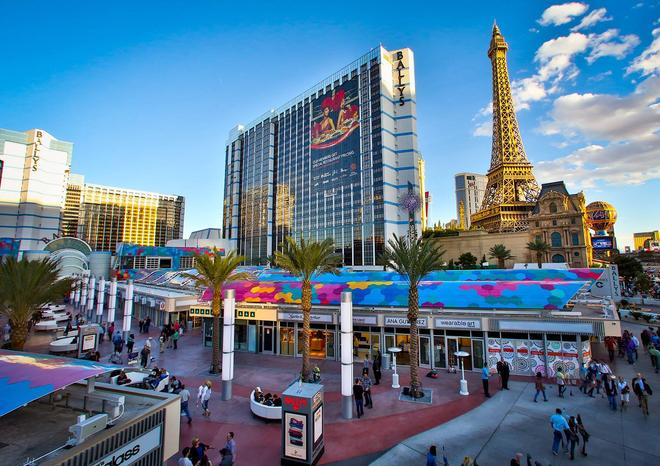 Bally's Las Vegas - Hotel & Casino - Лас-Вегас - Здание